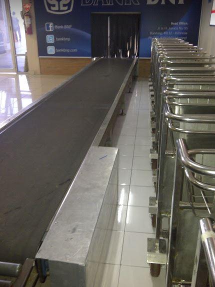 Conveyor bandara