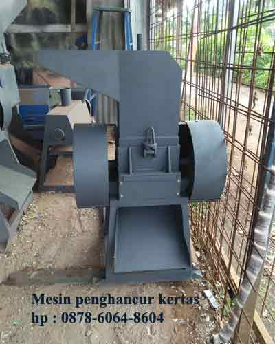Mesin pencacah | Penghancur kertas