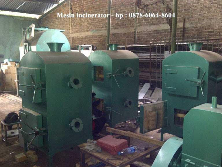 Produsen incinerator
