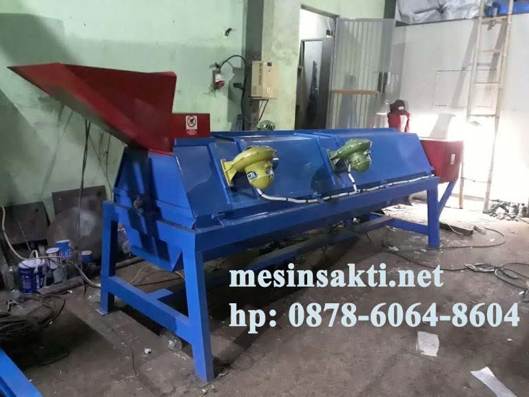 mesin pengering plastik | Mesin rotary drying