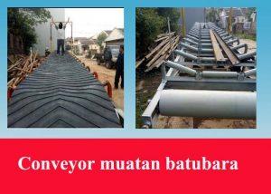 Conveyor muatan batubara 2