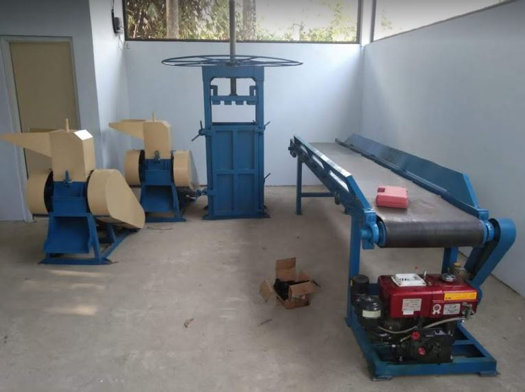Mesin daur ulang limbah