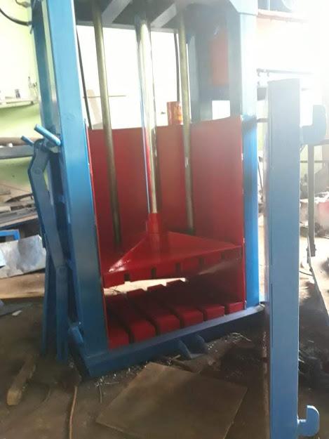mesin ball press