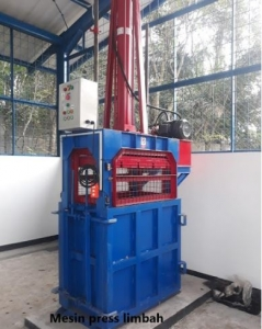 mesin press limbah plastik