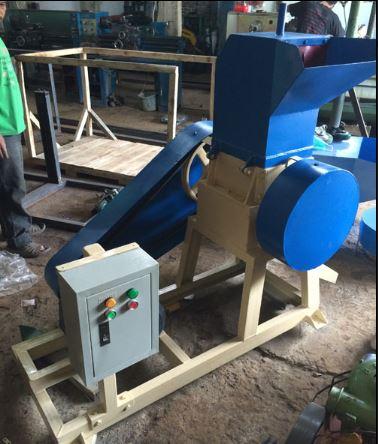 Mesin penggiling plastik   Mesin perajang plastik type N-250