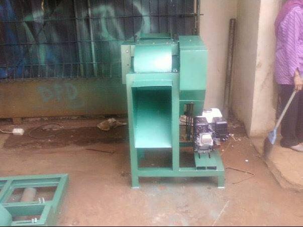 mesin pakan ternak sapi | Mesin penghancur rumput