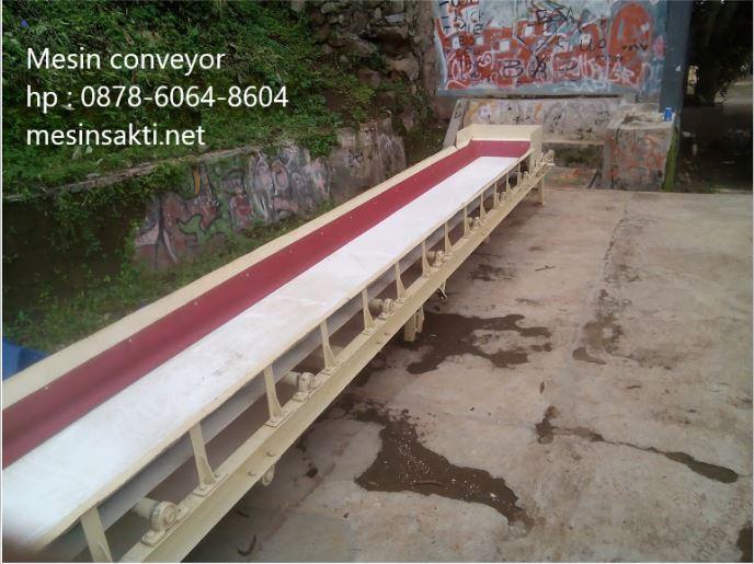 mesin conveyor di bandung