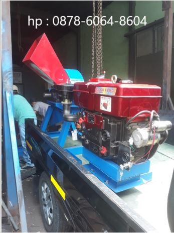 mesin kayu