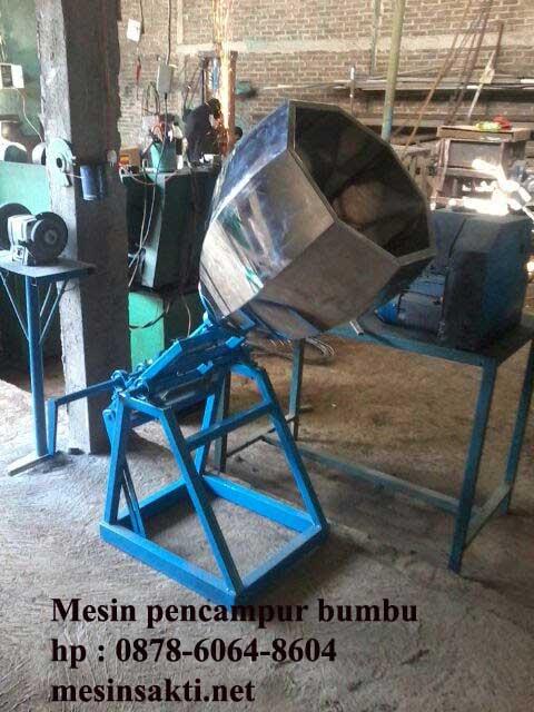 Mesin pencampur bumbu