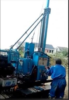 Desain mesin bor sumur