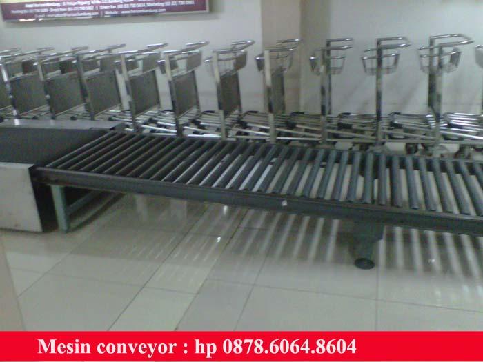 conveyor gravity