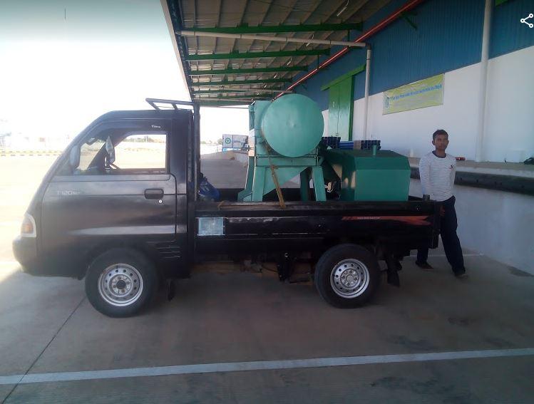 Mesin penggiling plastik kini tiba di Cirebon