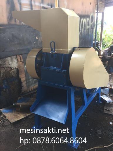 Mesin pencacah kain