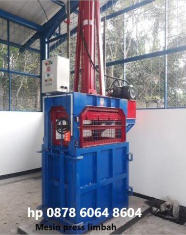 Mesin press sampah