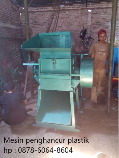 Mesin penghancur plastik | Mesin perajang plastik type N-750