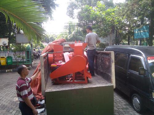 mesin pencacah sampah di Jakarta