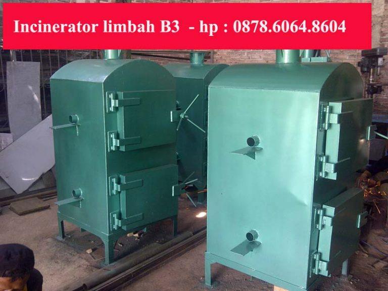 Komponen incinerator