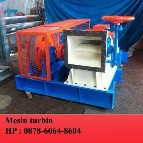 Mesin turbin air
